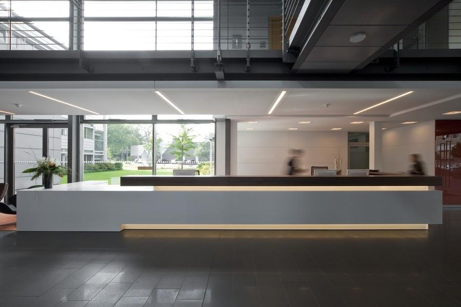 Tischlerei Bielefeld theke auf maß individuelle büroeinrichtung tischlerei formsache